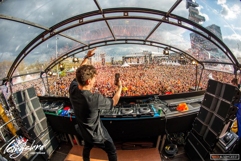 Martin Garrix @ Kingsland Festival Amsterdam