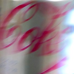 Diet Coke Break (janano2010) Tags: macromondaysintentionalblur macro blur icm colour slow dreamy coke monday abstract explore