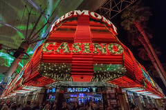 Fremont Casio (snaphappyd) Tags: las vegas fremont casino experience neon marquee vintage clasic