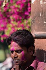 Rajasthani People-285.jpg (Black Stratocaster Laurent) Tags: agra fortrouge fêtedescouleurs holi inde rajasthan