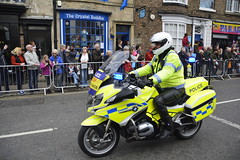 Tour De Yorkshire Stage 2 (573) (rs1979) Tags: tourdeyorkshire yorkshire cyclerace cycling policemotorbike policemotorbikes tourdeyorkshire2017 tourdeyorkshire2017stage2 stage2 knaresborough harrogate nidderdale niddgorge northyorkshire highstreet