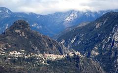 village de Bonson (b.four) Tags: village paese montagna mountain montagne bonson estéron alpesmaritimes coth5 ruby5 ruby10