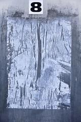Anonymat (Gerard Hermand) Tags: 1704117509 gerardhermand france paris canon eos5dmarkii formatportrait abstrait abstract abstraction colle glue panneau panel metal 8 huit eight