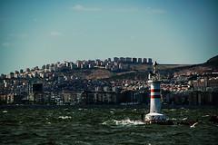 My way home (Melissa Maples) Tags: izmir turkey türkiye asia 土耳其 nikon d3300 ニコン 尼康 nikkor afs 18200mm f3556g 18200mmf3556g vr aegean sea water fener lighthouse hill