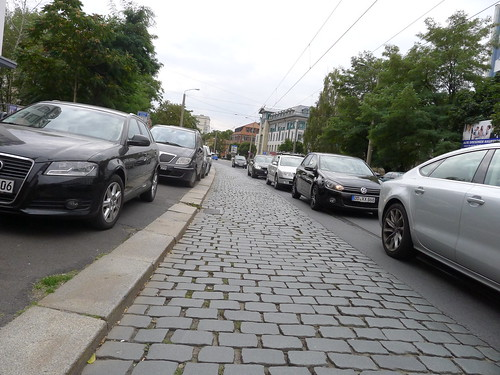 Königsbrücker Straße im September 2016