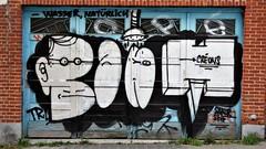 Bart / Ixelles - 30 apr 2017 (Ferdinand 'Ferre' Feys) Tags: bxl brussels bruxelles brussel belgium belgique belgië streetart artdelarue graffitiart graffiti graff urbanart urbanarte arteurbano