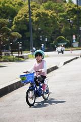 2017-04-30-10h23m49 (LittleBunny Chiu) Tags: 皇居外苑 腳踏車 騎腳踏車 日本 東京 日本旅行 去日本旅行 東京台場 台場 人工沙灘 御台場海濱公園