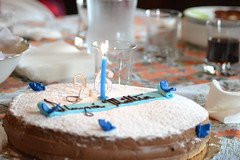 Happy birthday to me (mettlog) Tags: compleanno festa party torta sweet dolce cake famiglia parenti birthday auguri