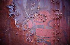 (jtr27) Tags: dsc09694e jtr27 sony alpha alpha7 a7 ilce7 ilc ilce mirrorless canon fd fdn nfd 50mm f14 manualfocus peelingpaint railroad trolley abstract maine