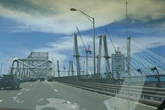 Old & New Tappan Zee Bridge (en tee gee) Tags: tappanzee bridge construction newyork hudson oldnew