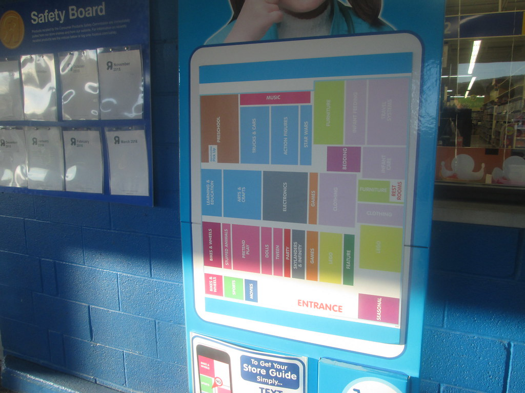 The Worlds Best Photos Of Store And Toysrus Flickr Hive Mind - Toys r us store map