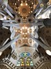 Sagrada familia (salvig) Tags: cristalcolors bóveda catedralroof zenital basílica catedralbarcelona catedral cataluña catalunya barcelona sagradafamilia