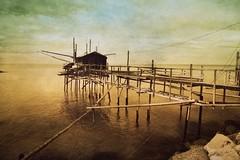 Trabocco (vittorio.chiampan) Tags: trabocco fineart sea seascape art colors