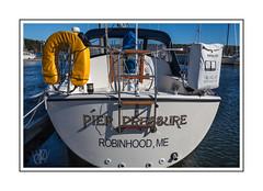 Pier Pressure (Me in ME) Tags: georgetown maine robinhood pierpressure