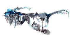 architecture (wallmistwallpaper) Tags: architecture art background beautiful bicycle blocks building built business cities concepts culture cycling cyclist destinations dusk european feature healthy life light male mode motion nature night outdoors painting people place ride road scene silhouette street sunglasses tourism traditional traffic transport transportation travel urban white