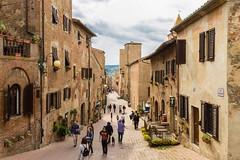 Certaldo Alta (gianKE) Tags: certaldo tuscany toscana borghi travel tourist