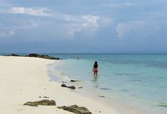 bathers (Greg Rohan) Tags: kophiphidon bambooisland🌴 phuket thailand swimming bathers water sea ocean blue sand beach photography 2017 d7200 tropical