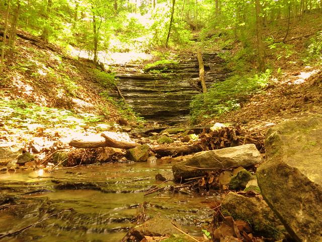 West Meade Waterfall - Nashville, TN
