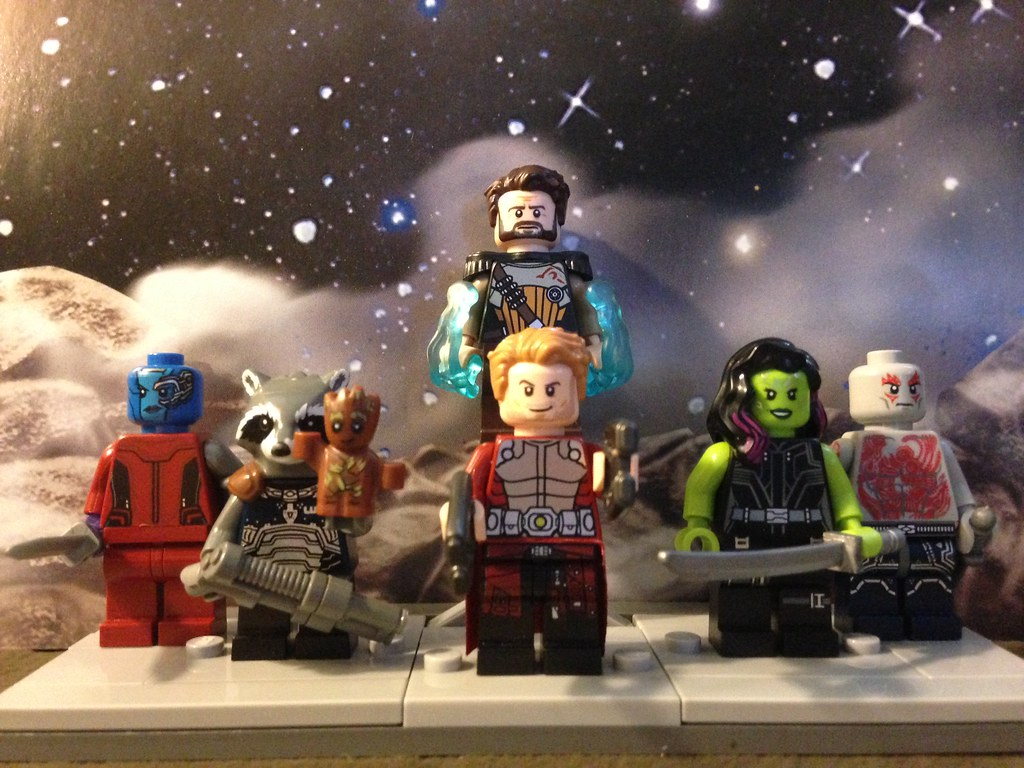 lego marvel gamora - photo #24