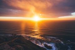 Point Reyes National Seashore Sunset (BrendanBannister) Tags: moody pnw washington pacific northwest zion national park angels landing horsehoe bend arizona utah milky way stars astro long exposure grand canyon