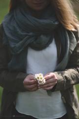 The little things... (CarolienCadoni..) Tags: sonyslta99 sal70200g2 70200mmf28gssmii flowers hands bokeh dof