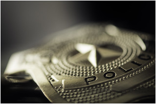Macro Mondays (Option) - Crime - Police Badge