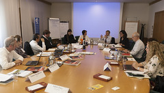Seventh Meeting of the Collaborative Partnership on Sustainable Wildlife Management (CPW) (FAO Forestry) Tags: cpw collaborative partnership sustainable wildlife management unfao forestry people