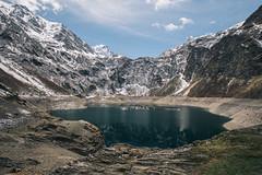 Lac d'oô (gringerberg) Tags: canoneos6d canon1740mmf4l gringerberg lake mountain montagne pyrenées sky snow fullframe landscape paysage