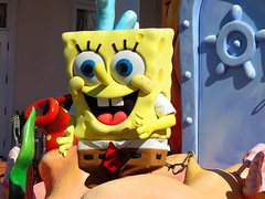 Spongebob Squarepants (meeko_) Tags: spongebob squarepants spongebobsquarepants sponge nickelodeon characters universalorlandocharacters nickelodeoncharacters character party zone characterpartyzone show entertainment hollywood universal studios florida universalstudios universalstudiosflorida themepark orlando universalorlando