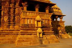 Khajuraho Temple 6 (Debbie Sabadash) Tags: khajuraho madhya pradesh india
