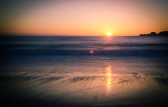 A dive into the Pacific (Rabican7) Tags: california sanfrancisco sunset seascape sea sun beach