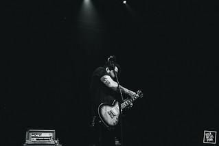 Red City Radio @ Groezrock / Shot by Doug Elliott