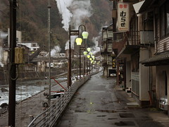 Tsuedate#1 (tetsuo5) Tags: 九州 熊本県 阿蘇郡 小国町 杖立温泉 kyusyu kumamoto asogun ogunicho tsuedateonsen dmcgm5 gvario1232mm explored