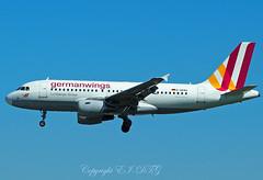 Airbus A319-112 D-AKNU German Wings (EI-DTG) Tags: planespotting aircraftspotting dublinairport eidw collinstown runway10 airbus 07may2017 dub a319 airbus319 daknu germanwing