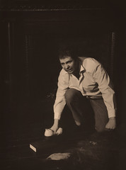 Я подниму российский бизнес с колен / I will make russian business stand tall and proud (neverbe) Tags: 13x18 sinarp2 bauschlomb10in5 ilfordfp4125 largeformat blackandwhite sinarcopalshutter studio shoe