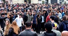 BERLIN - LET'S DANCE (Punxsutawneyphil) Tags: berlin kreuzberg almanya alemania germany deutschland europe europa inklusion integration people leute menschen tanzen dance dancing kurdish kurdisch street fest festival together zusammen miteinander