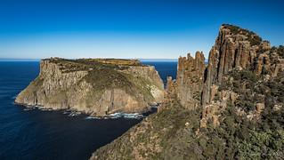 Tasman Island and The Blade