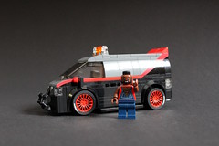 VW T6 A-Team Edition (sponki25) Tags: vw t6 van ateam film movie tv series lego ba baracus