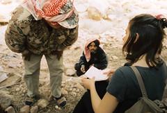(louis de champs) Tags: dana biosphere reserve jordan minoltasrt101 film cinestill 50 50d bedouin sheperd
