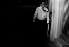 028-G1/S17 (Jock?) Tags: melbourne victoria australia fed3 kmz industar50 russian soviet broken shutter film vintage retro street documentary reportage kodak tmax 400 tmy 5053 rodinal