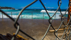 Bronte NSW (Tonitherese) Tags: pool waves rock bronte beach sydney