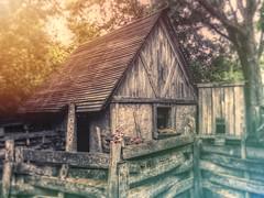 Village Farm House (clarkcg photography) Tags: farmhouse 17century periodhouse stables barn slide light color texture sliderssunday