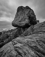 Shapeshifters (Rolland - Tomas) Tags: bnw landscapes bw naturephotography monochrome rock boulder