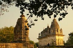Khajuraho Temples 5 (Debbie Sabadash) Tags: khajuraho india madhya pradesh