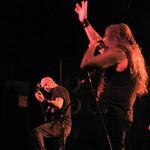 Devil Driver - Hawthorne Theatre, Portland, OR - 11/09/12