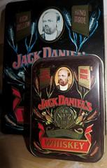 May 13th (Jane Artist) Tags: tin jack daniels whiskey