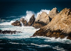 The Rocks of Pinnacle Cove at Point Lobos