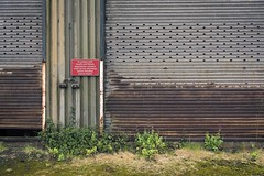 Must comply... (Taken-By-Me) Tags: abandoned adventure building closed creepy centre chemical comply must derelict decay door demolished d750 doors explore exploring empty eerie forgotten factory gone industrial left nikon neglect north news ruin shut takenbyme urbex urban ue uk