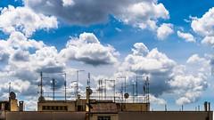 sky // rooftop