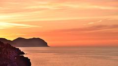 DSC_2125 - Copia (Giovanni Valentino) Tags: sicilia sicily aspra bagheria mare tramonto cielo rosso palermo mongerbino capo zafferano sundown nikon d750 24120